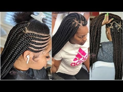 Trend african hair braiding styles pictures 2019 check out 2019 best braided hairstyles to try African Style Hair Braiding Ideas