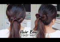 Fresh rosette flower braid hairstyle for medium long hair tutorial Rosette Flower Braid Hairstyle For Medium Long Hair Tutorial Ideas