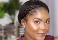 Stylish 56 best natural hairstyles and haircuts for black women in 2020 Easy Hairstyles For Short African American Hair